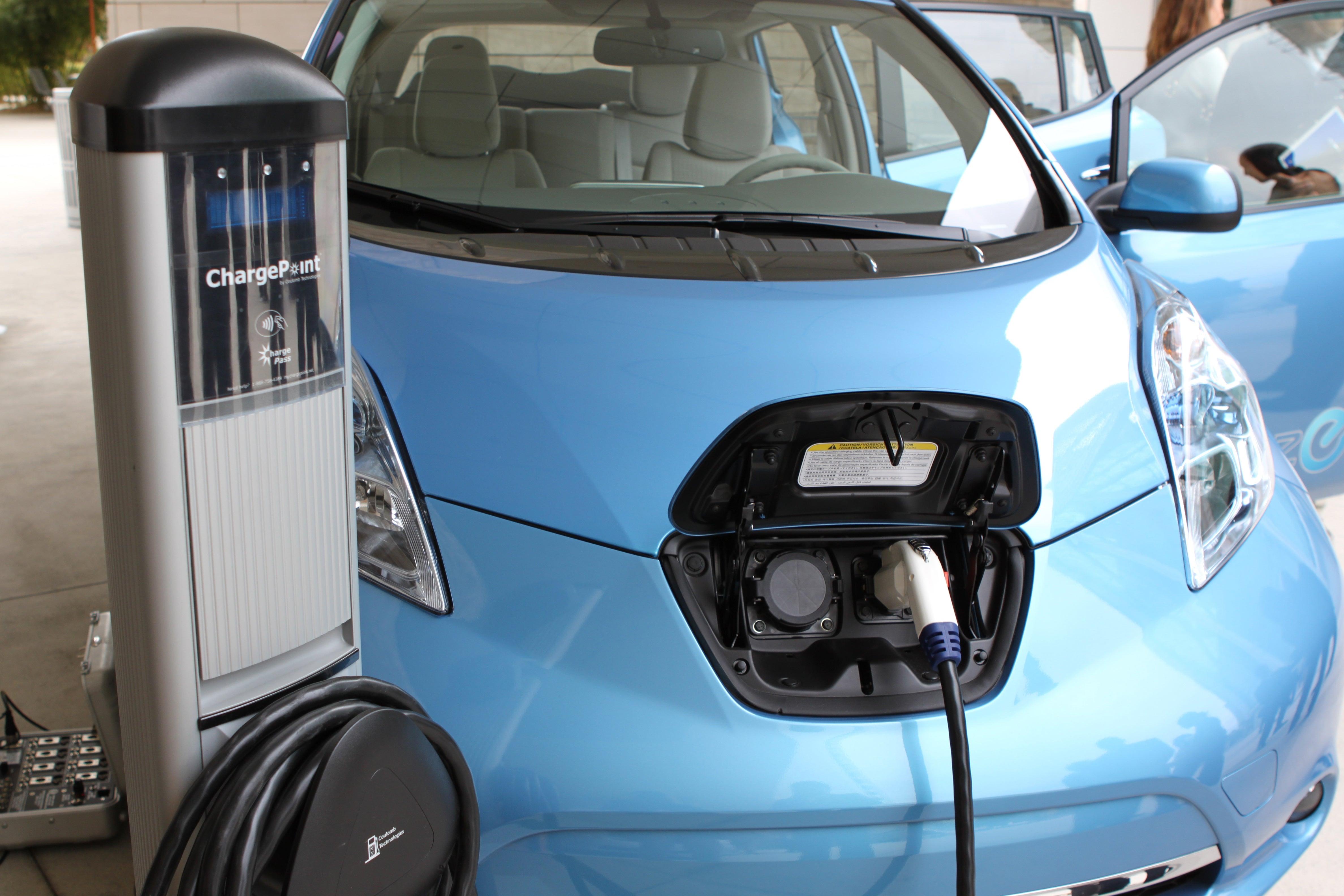 Alternative Fuel Car