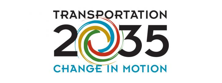 Transportation 2035 logo