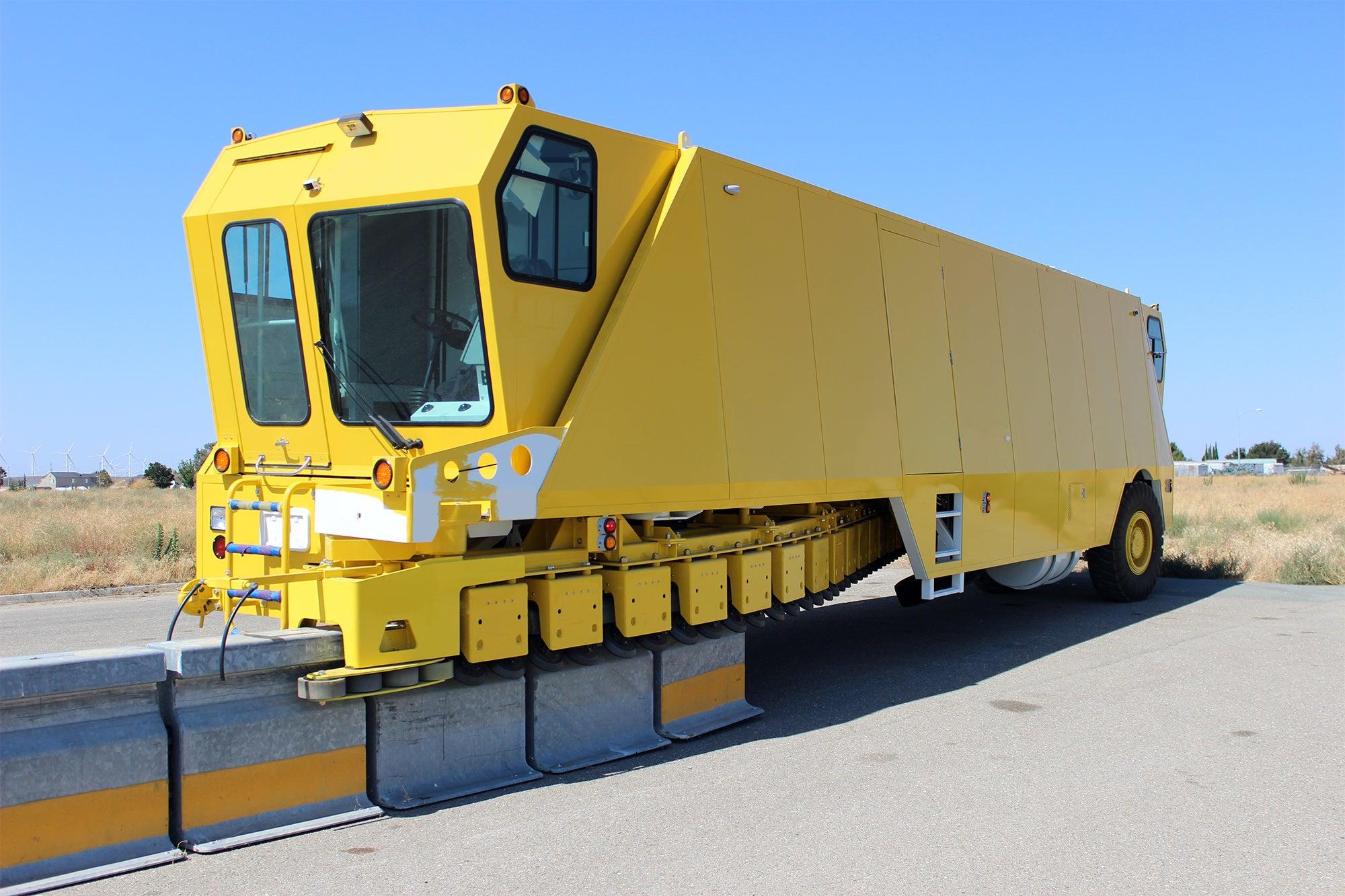 Barrier Transfer Machine