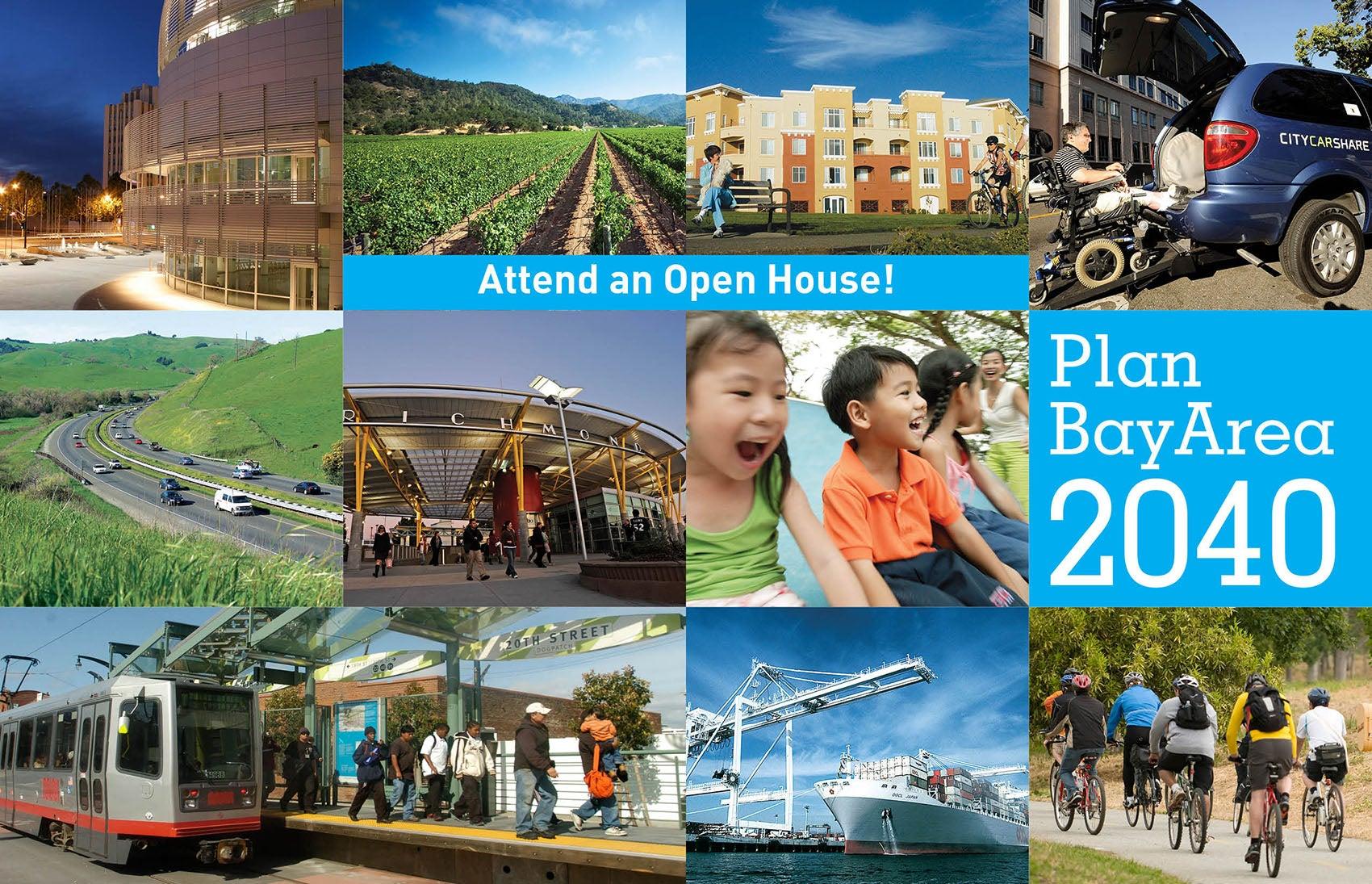 Plan Bay Area 2040