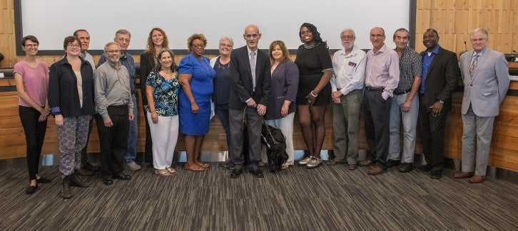 Policy Advisory Council members, September 11, 2019