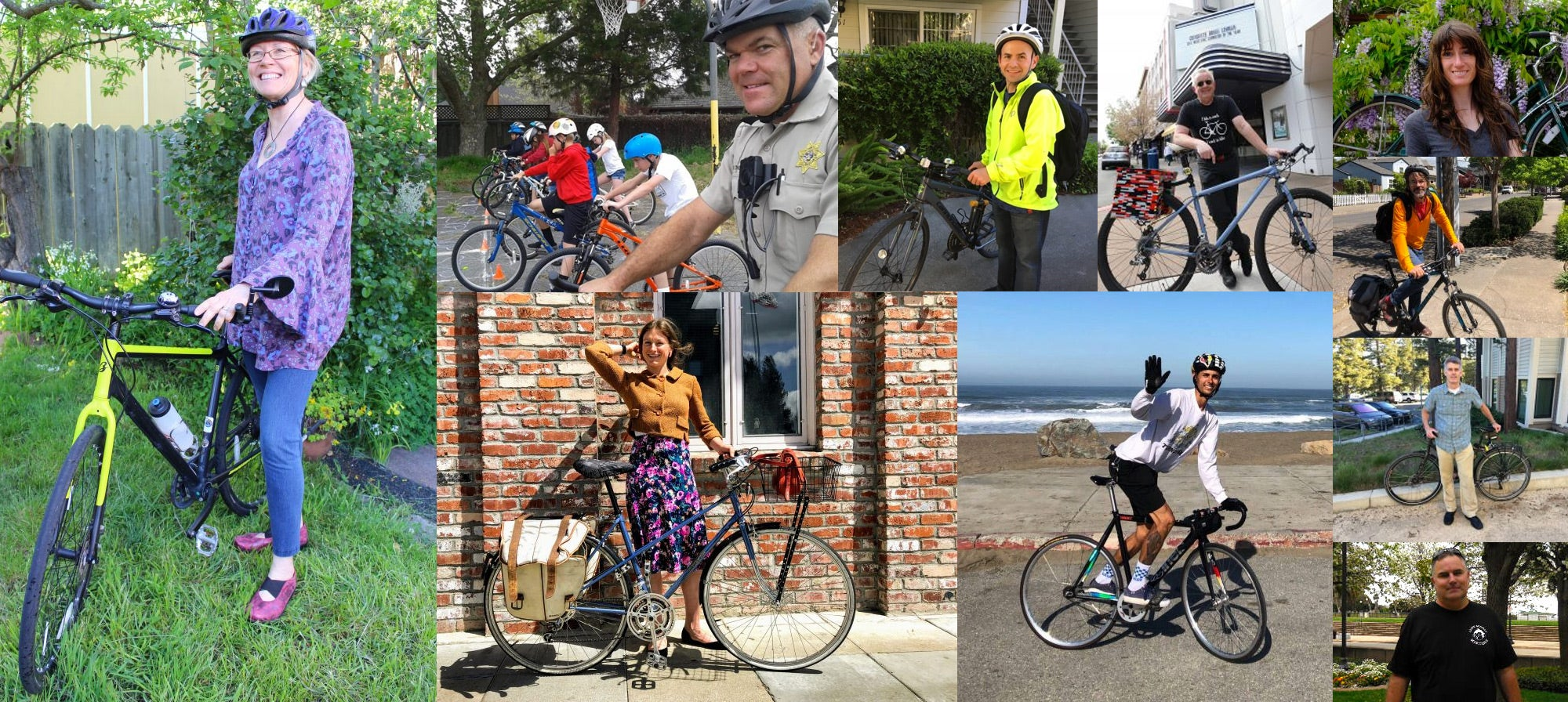 2019 Bike Commuter of the Year Winners