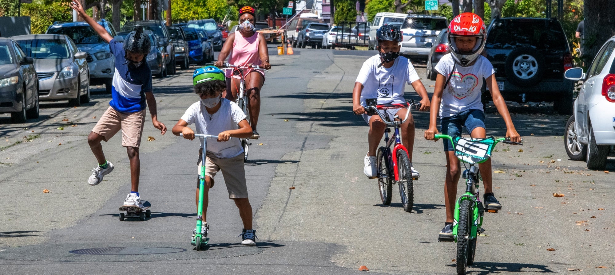 Bike to Wherever Day