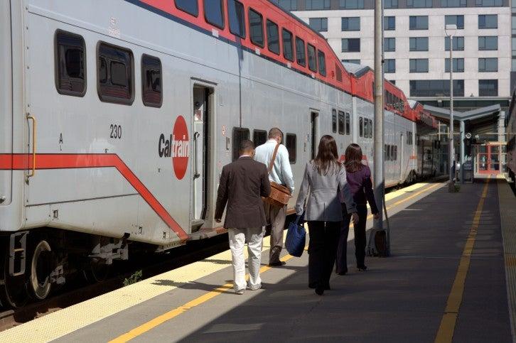 Bay Area Transit Ridership Trend Study