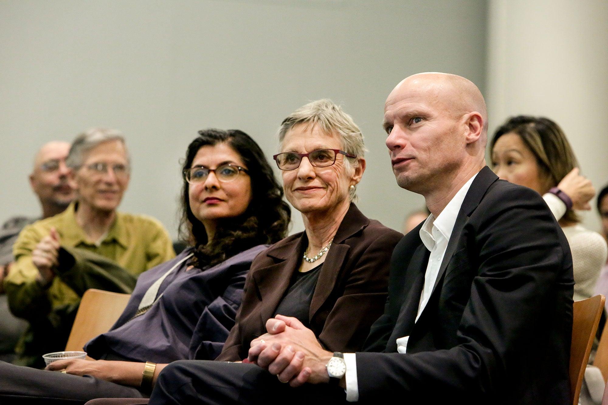 Rupal Sanghvi, Cathy Simon, Henk Ovink