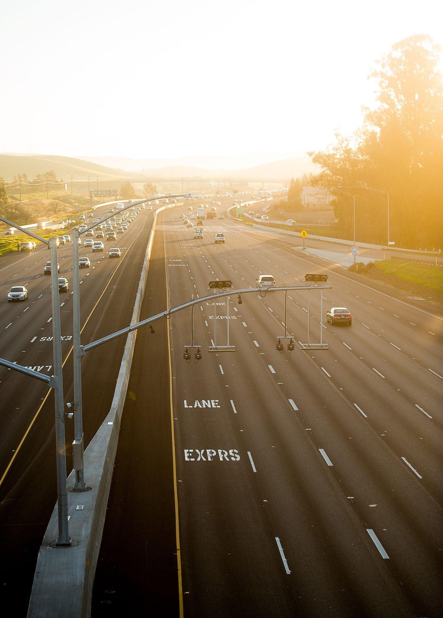 580 Express Lanes