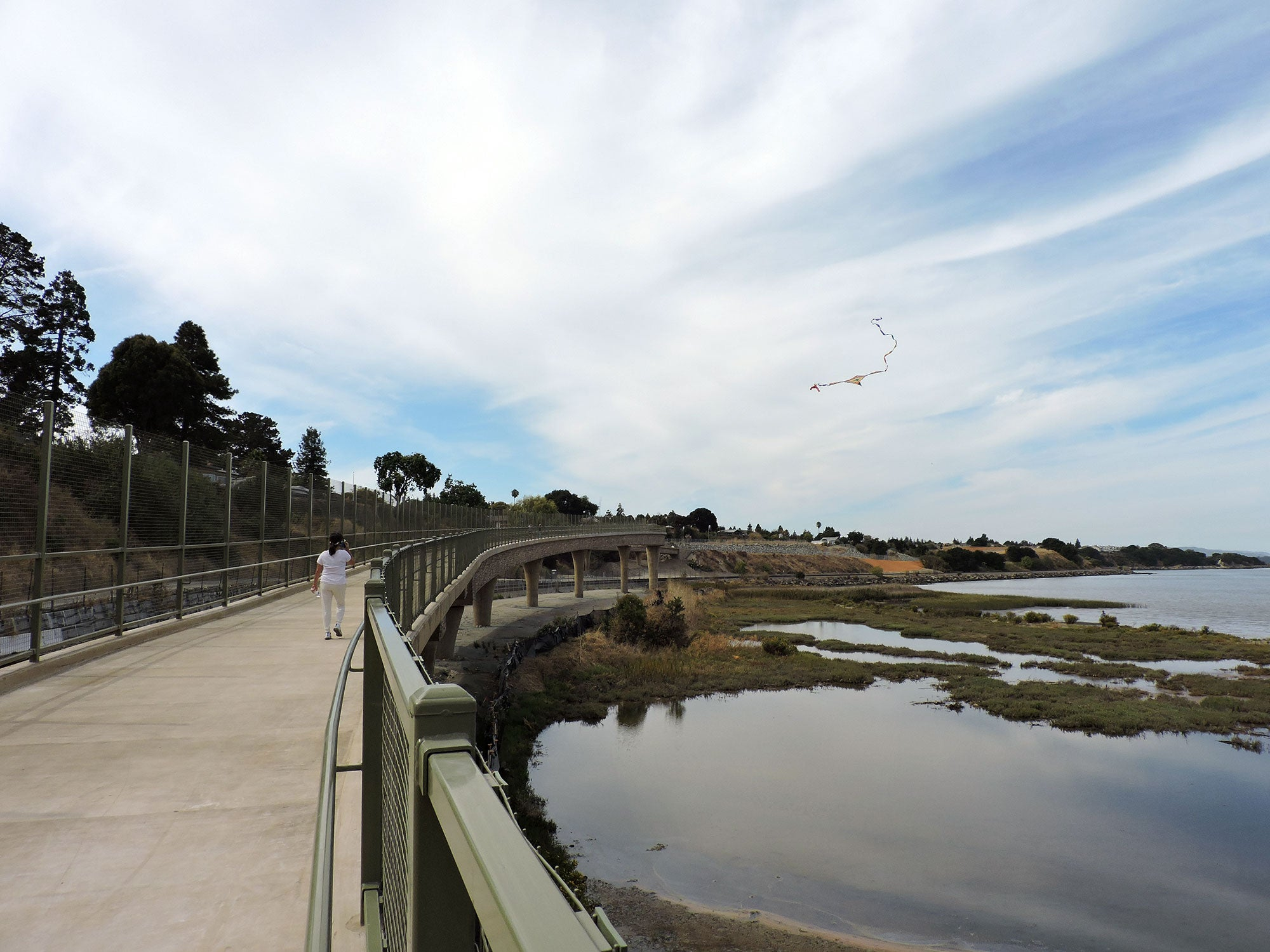 Bay Trail Openings: Hercules and Pinole