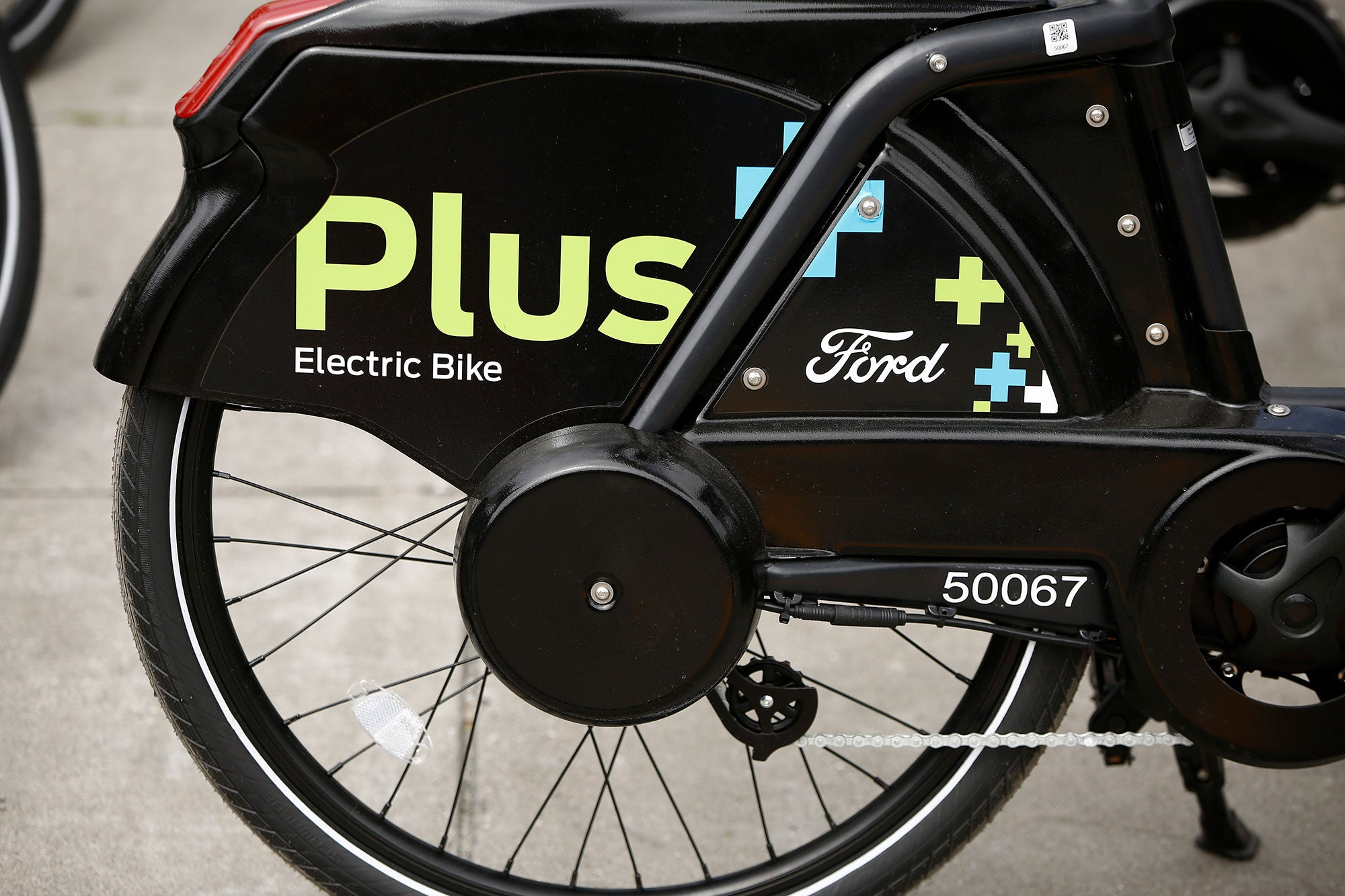 Ford GoBike Plus Launch