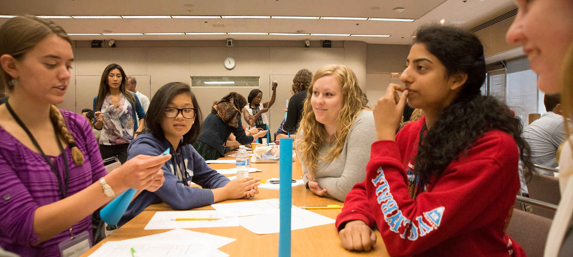 2014 high school intern program orientation