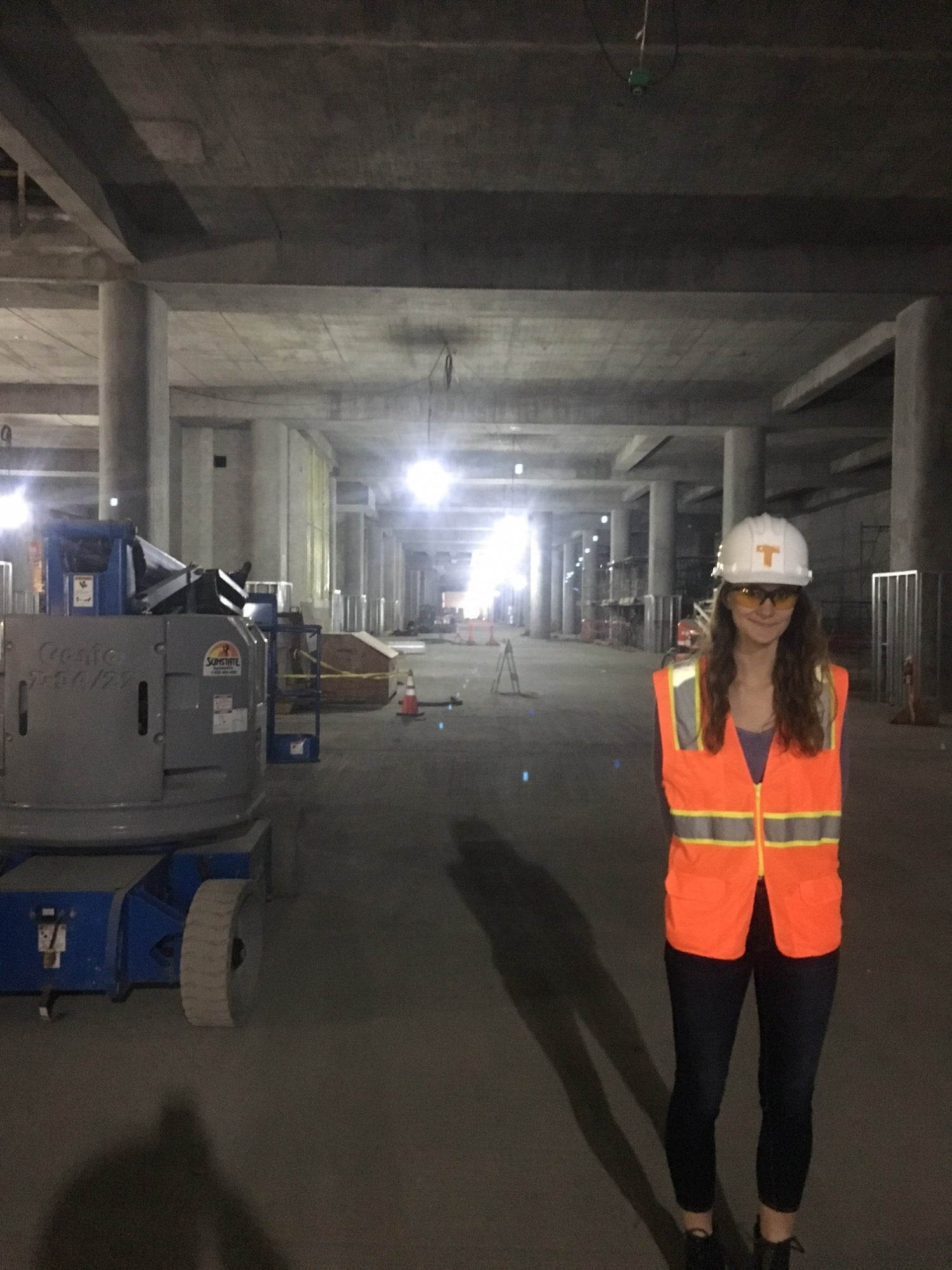 Madeline H. O'Donnell, Intern for Transbay Joint Powers Authority, County of San Francisco