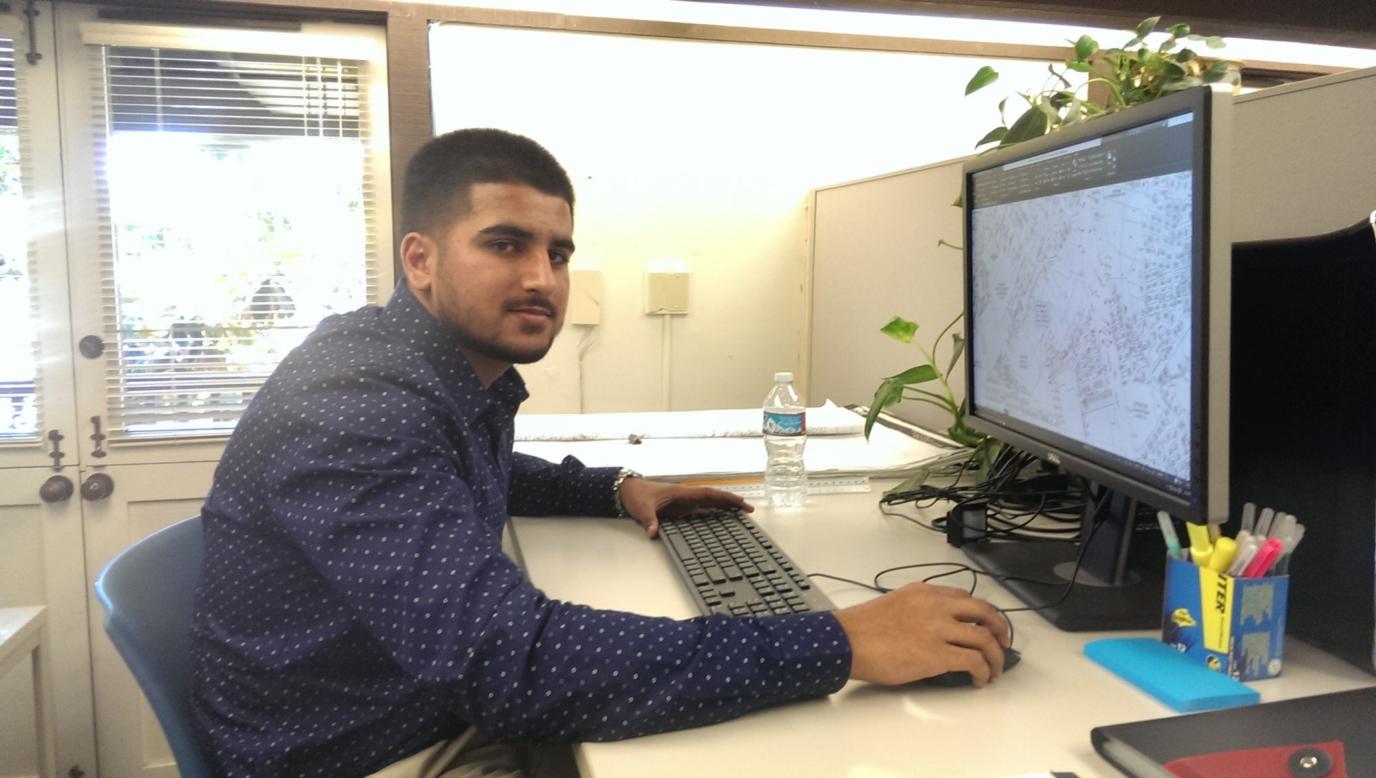 Maneek Dhillon, Intern for the City of San Pablo, Contra Costa County