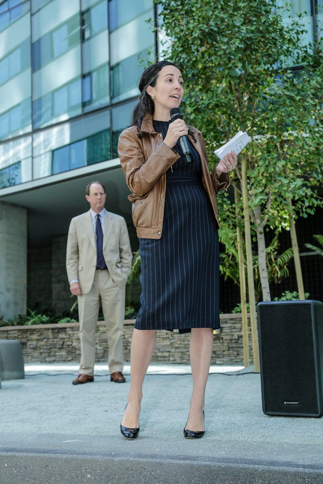 Natalie Martirosian, Director, Tishman Speyer