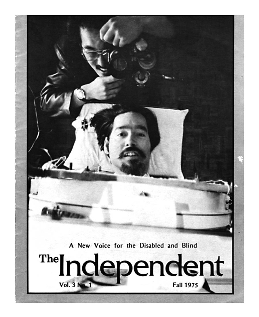 Ed becomes Executive Director of the Center for Independent Living in 1973