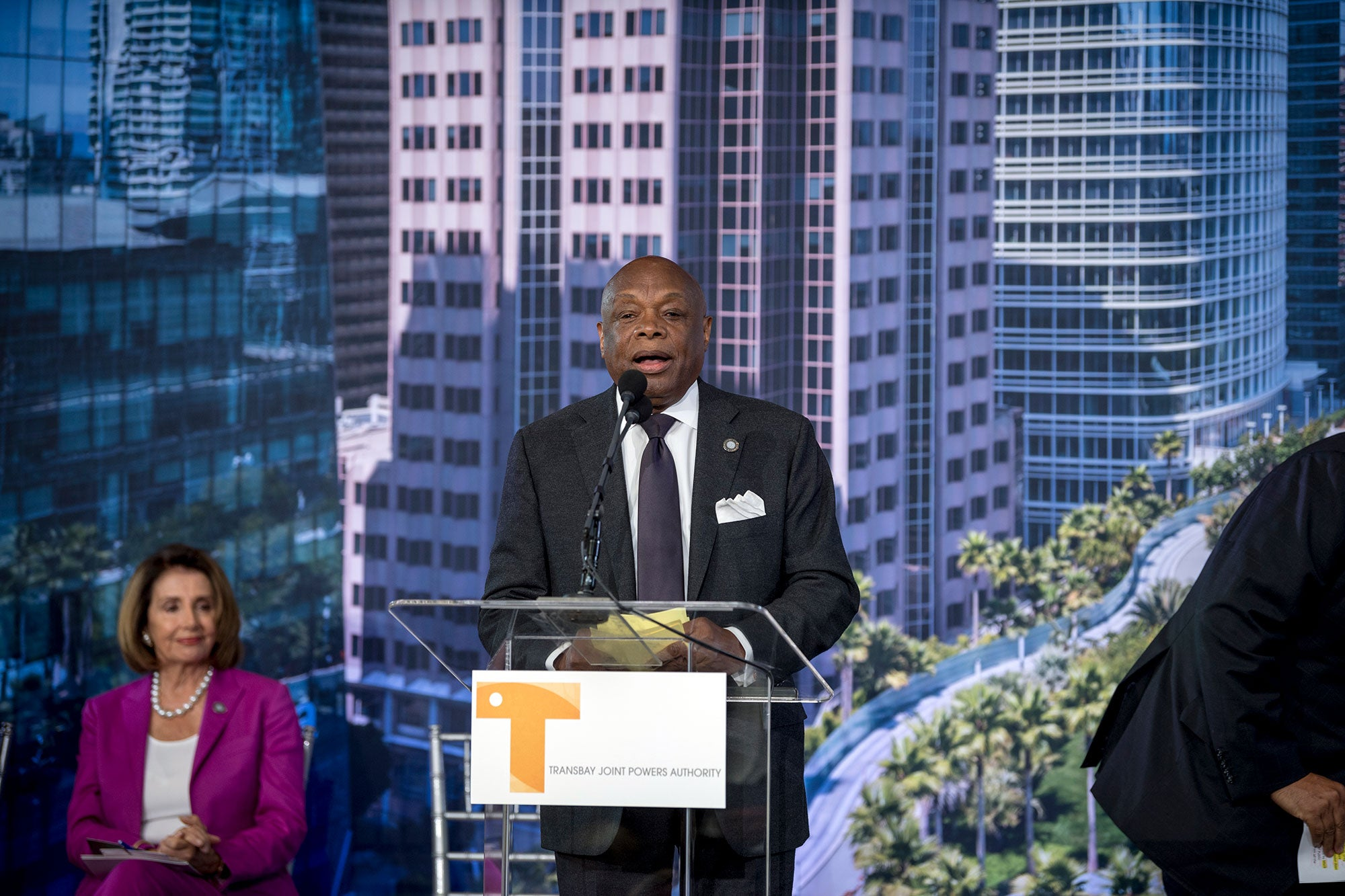 Former San Francisco Mayor Willie Brown