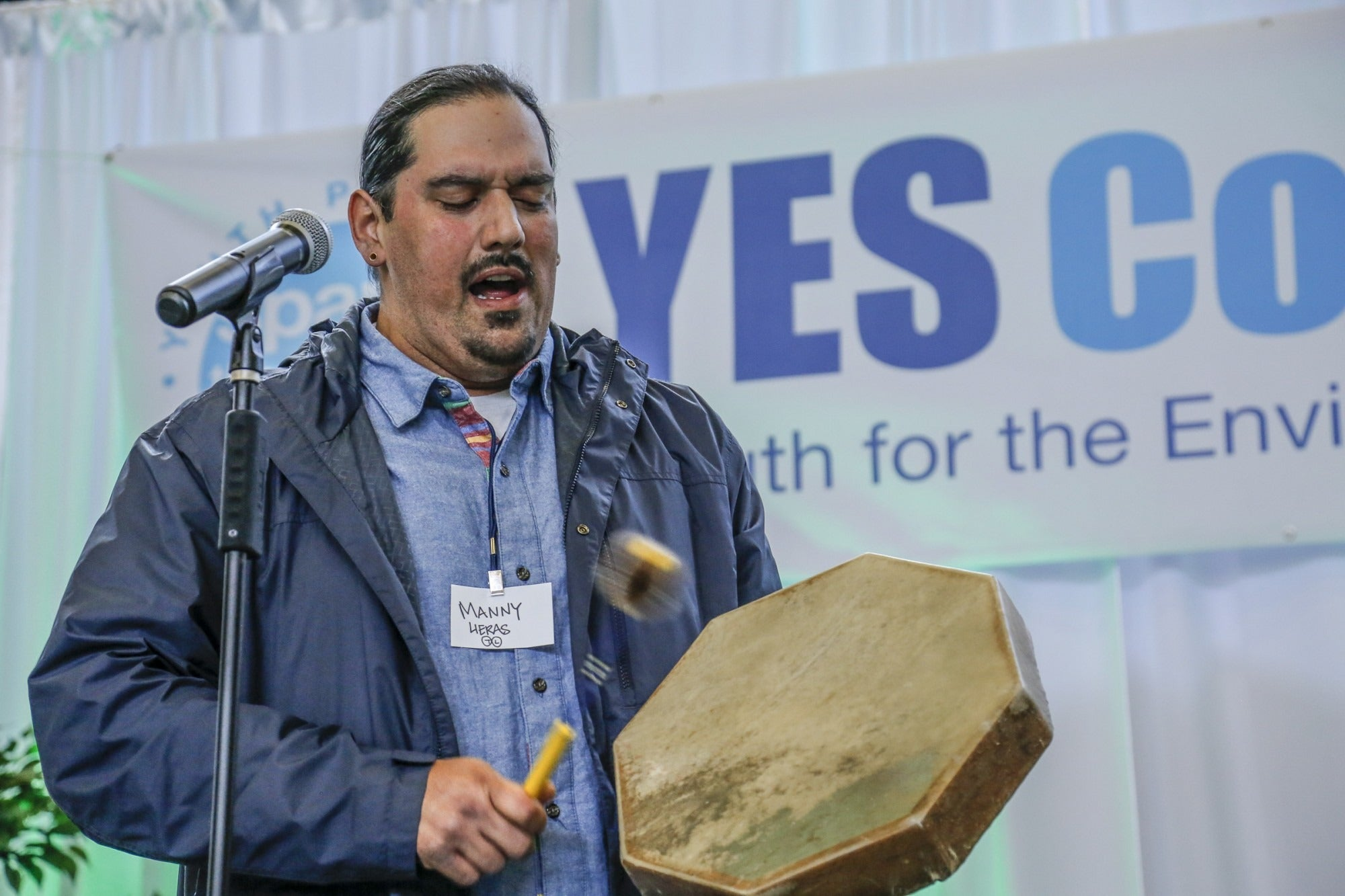 a speaker at the 2018 YES Conference