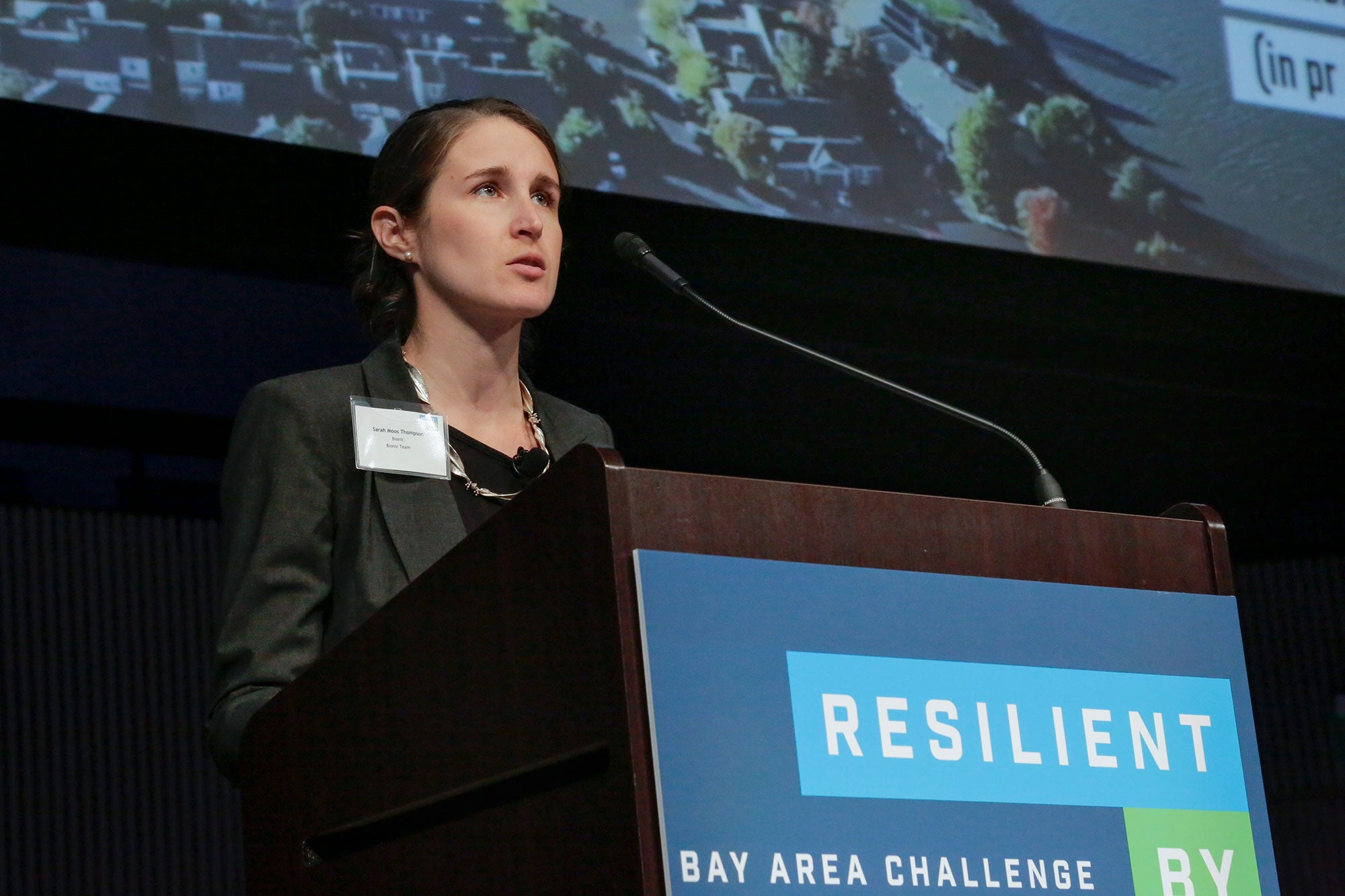 Resilient by Design | Bay Area Challenge | SF Jazz Center Presentations