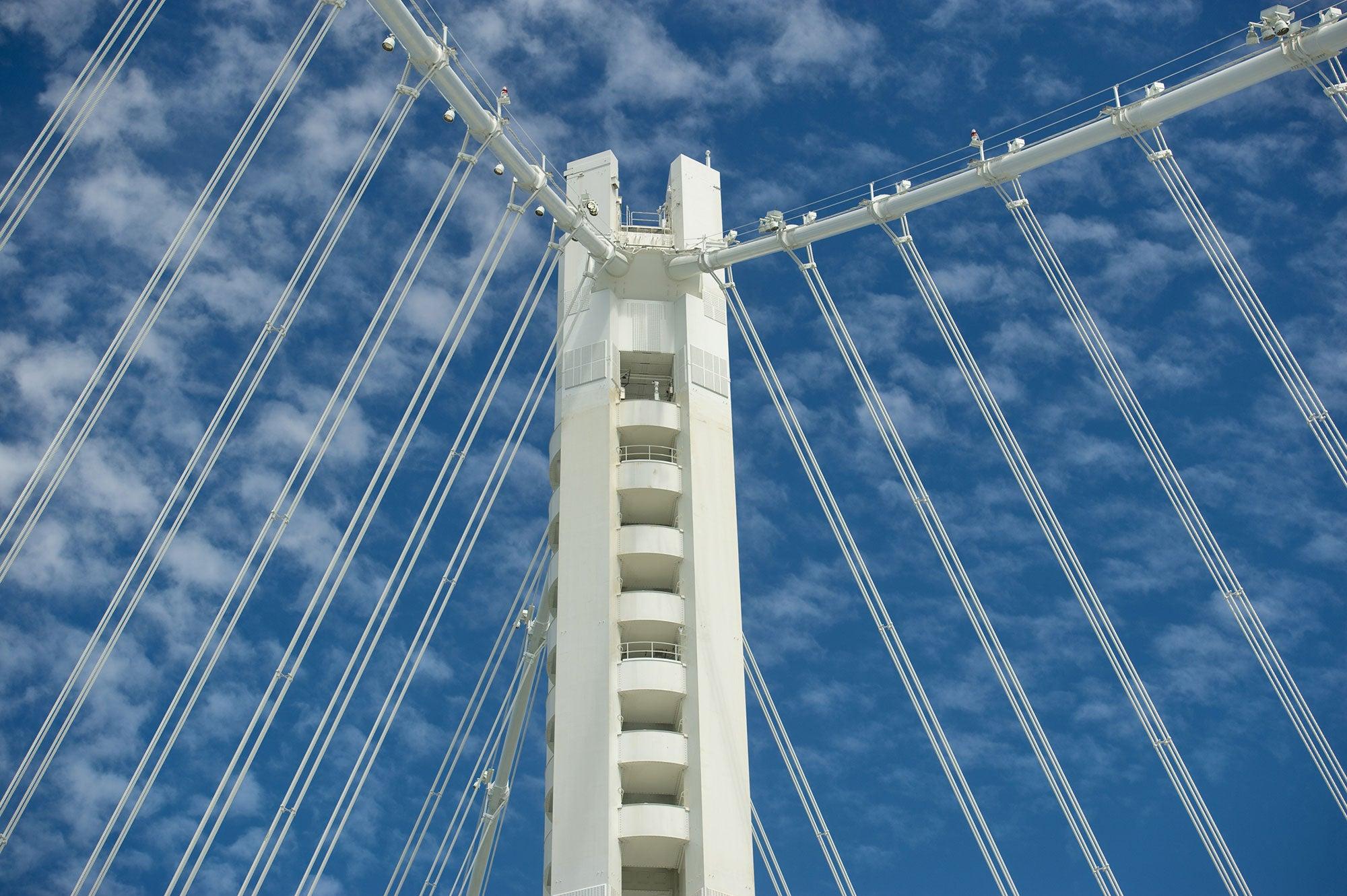 New East Span of the San Francisco-Oakland Bay Bridge