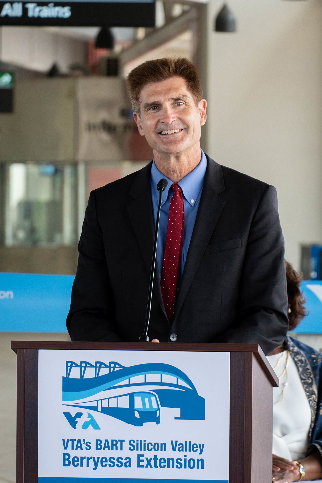 Carl Guardino. Photo: Santa Clara Valley Transportation Authority