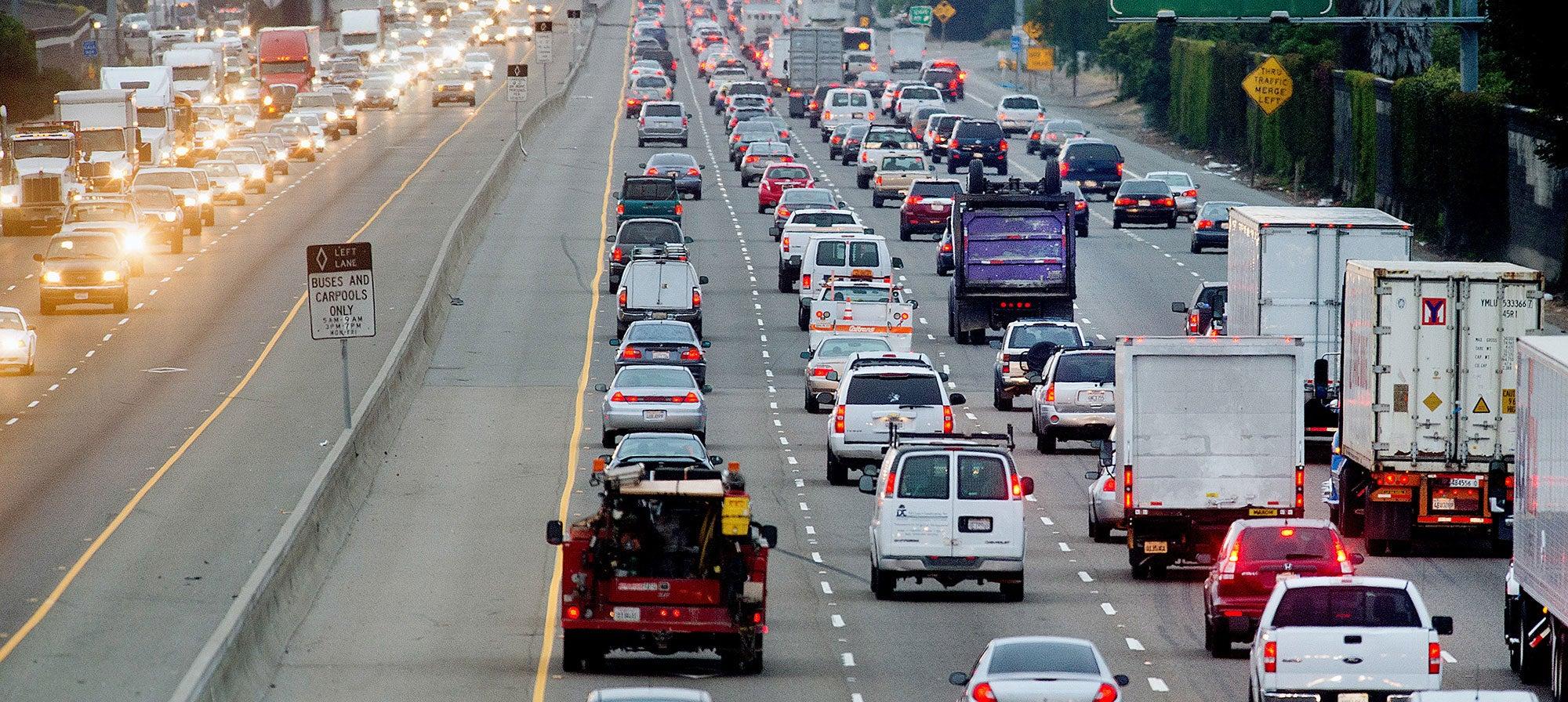 Freeway Congestion