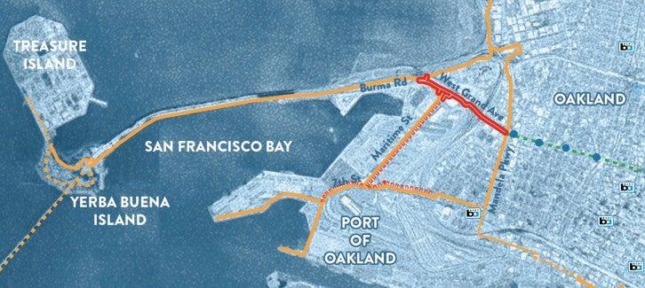 West Oakland Link