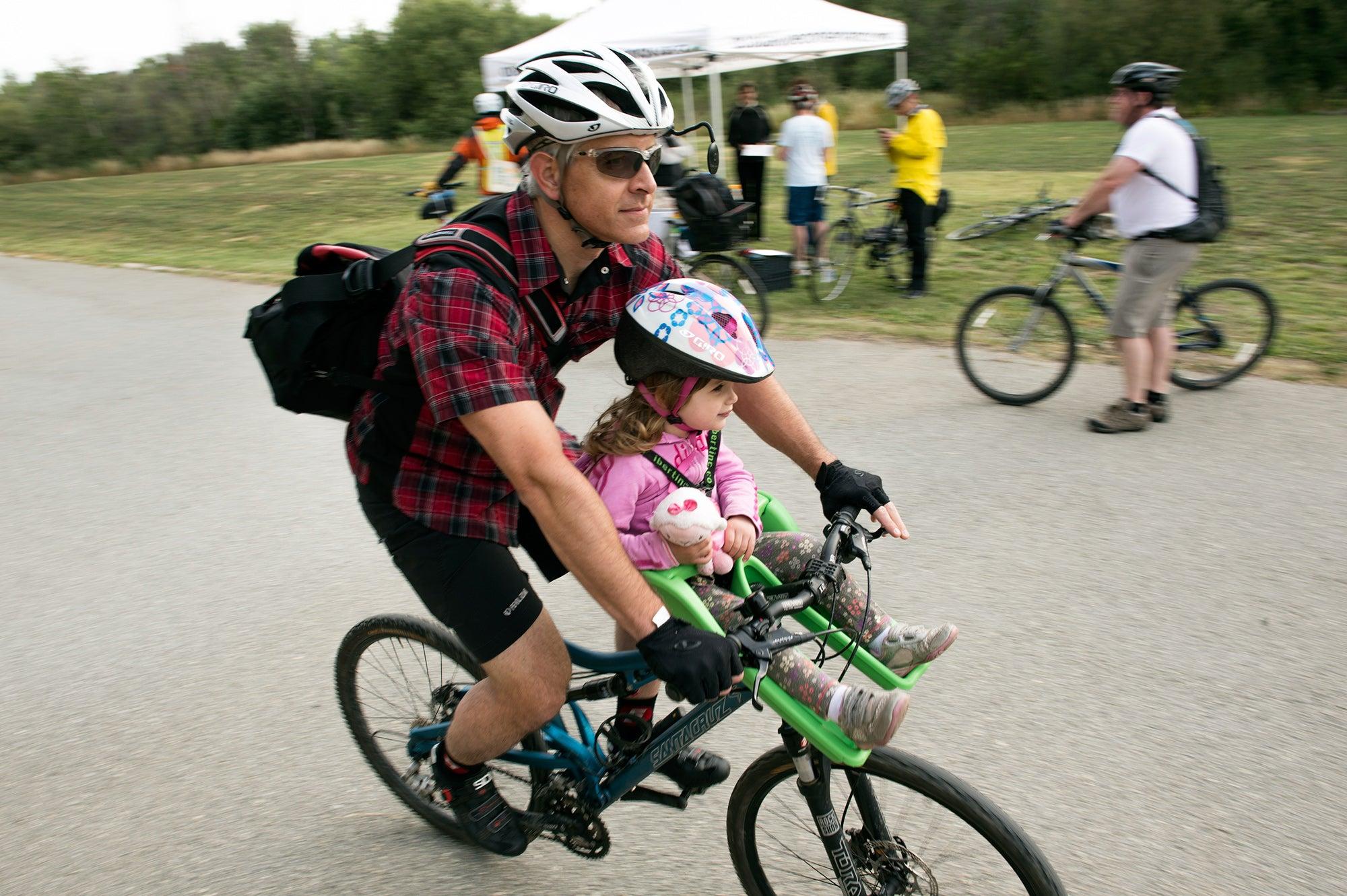 San Jose cyclist