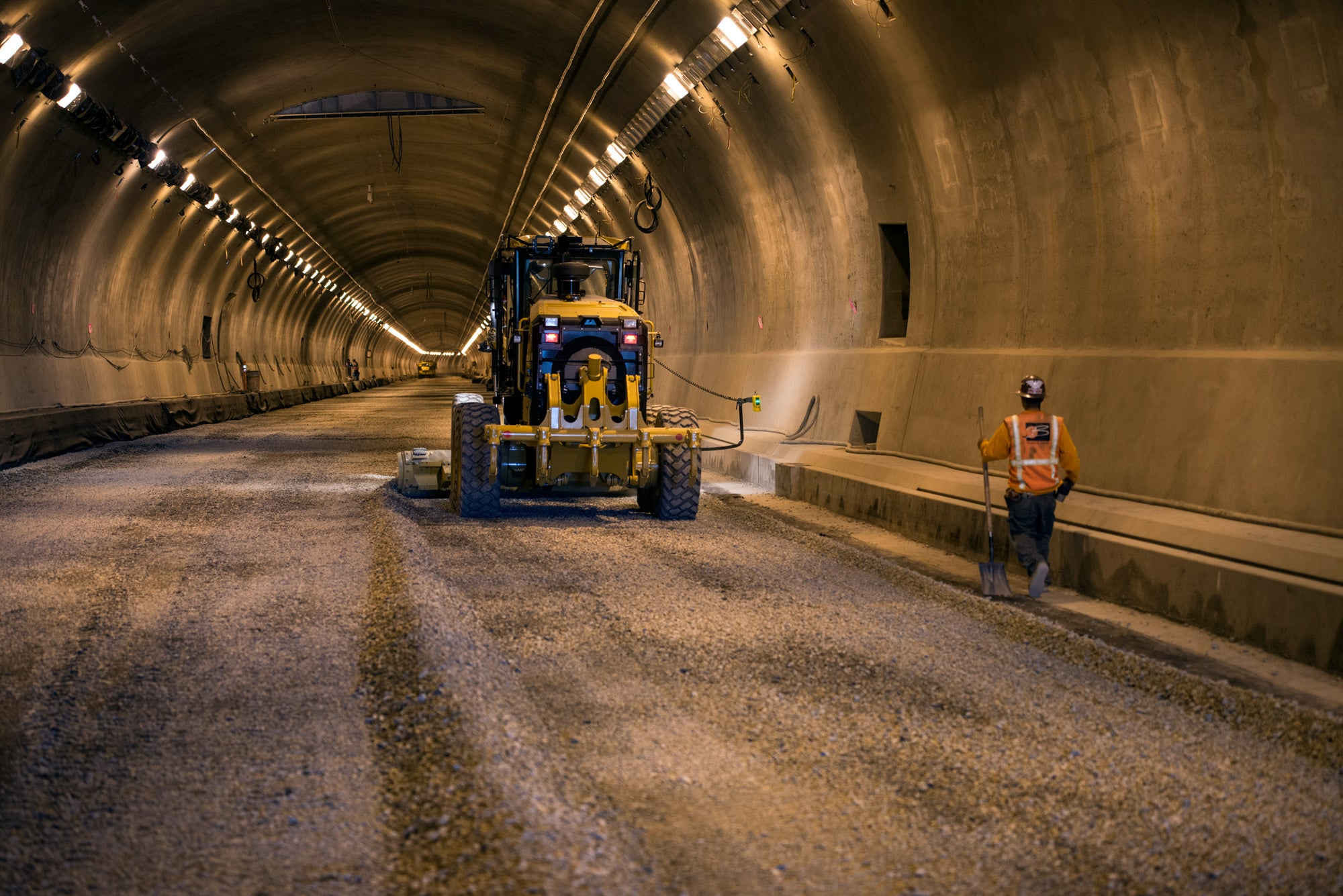 Caldecott Fourth Bore Project Enters Tame New Phase