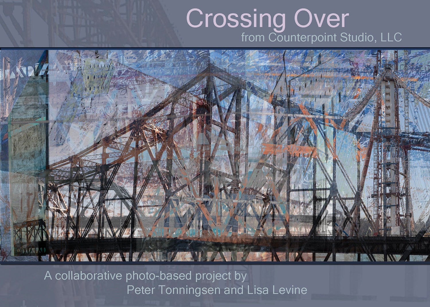 """Crossing Over"" is on view at the MetroCenter through January, 2014."
