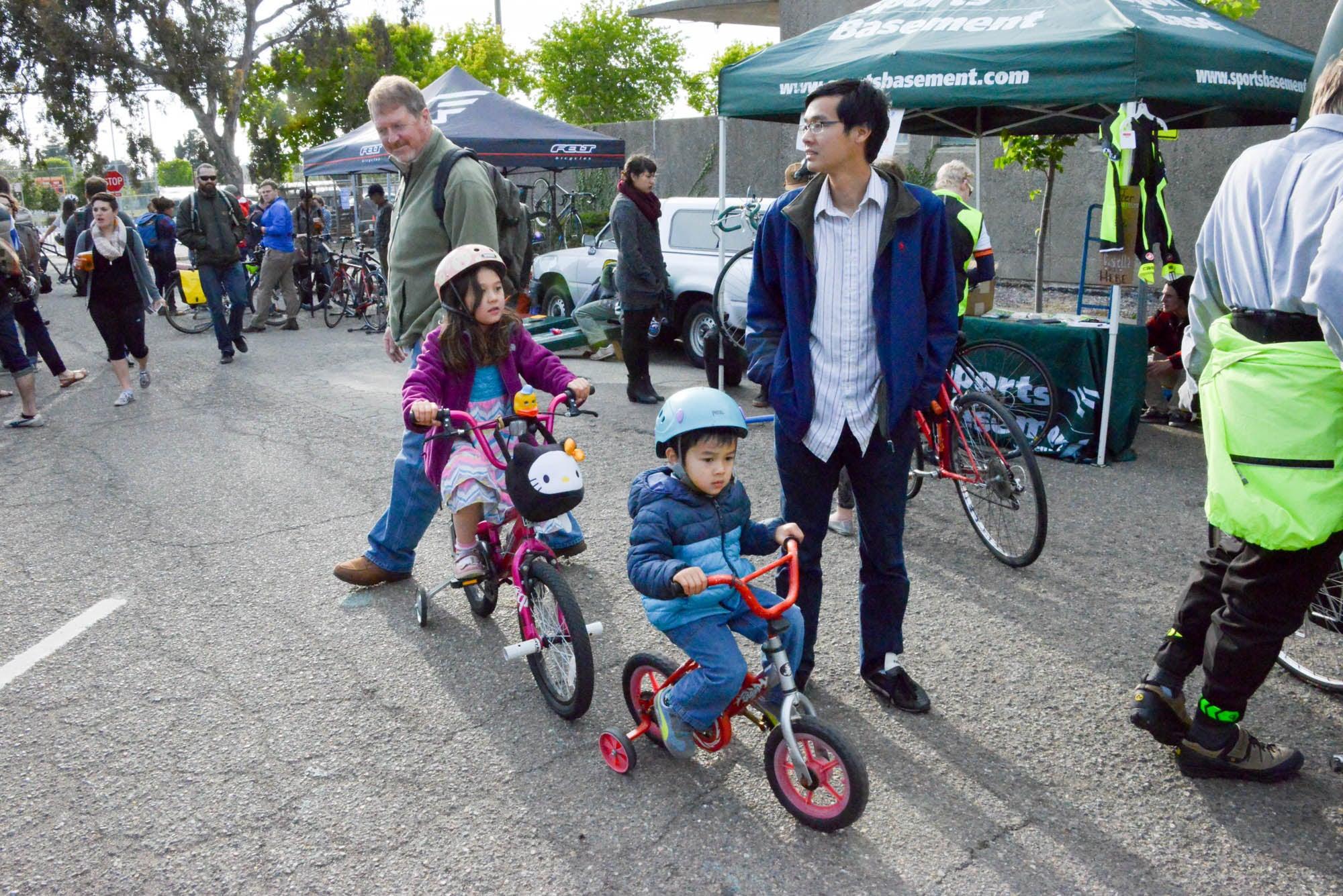 Berkeley Bike Happy Hour