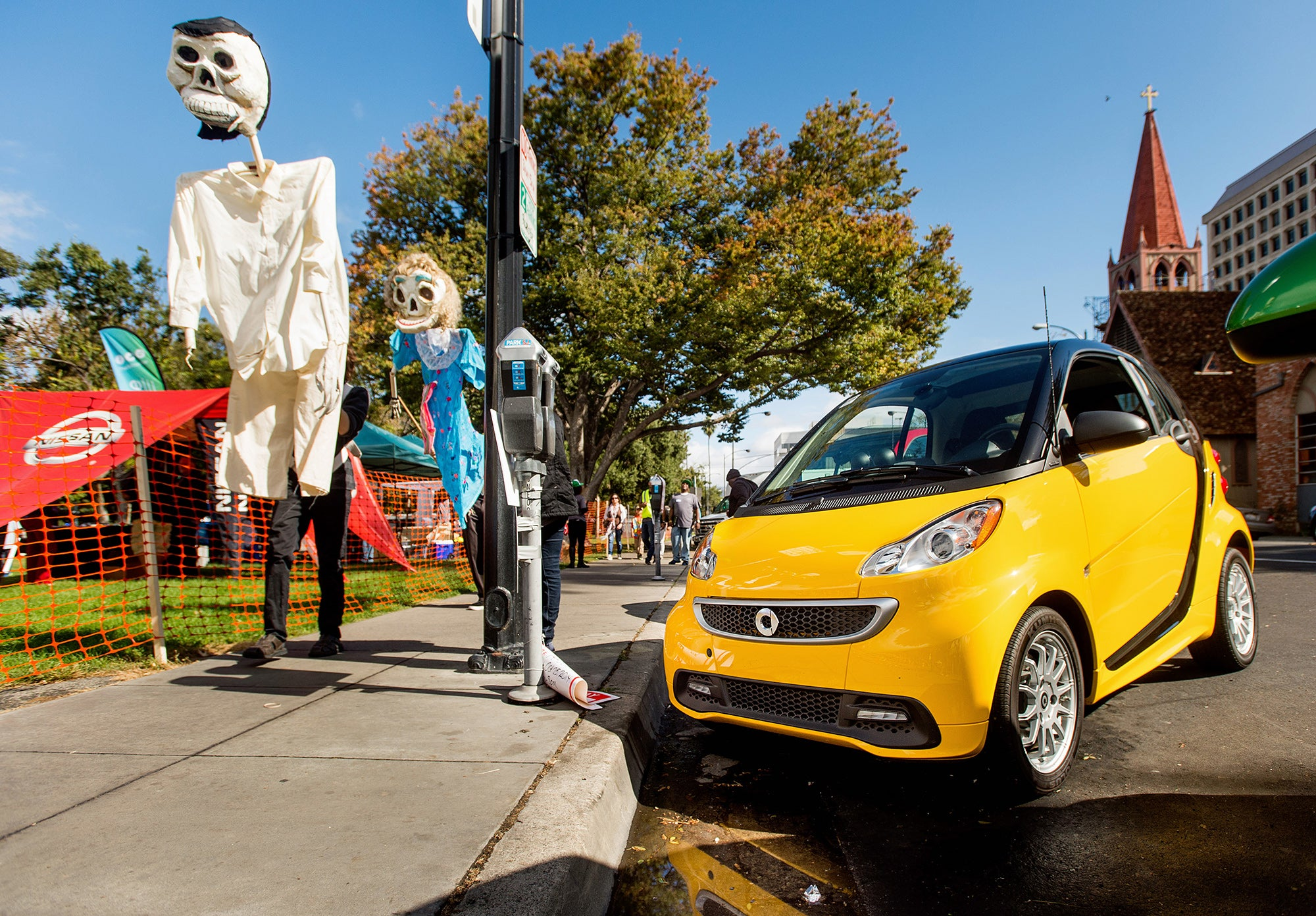 """Experience Electric"" Campaign Rolls Into San Jose"
