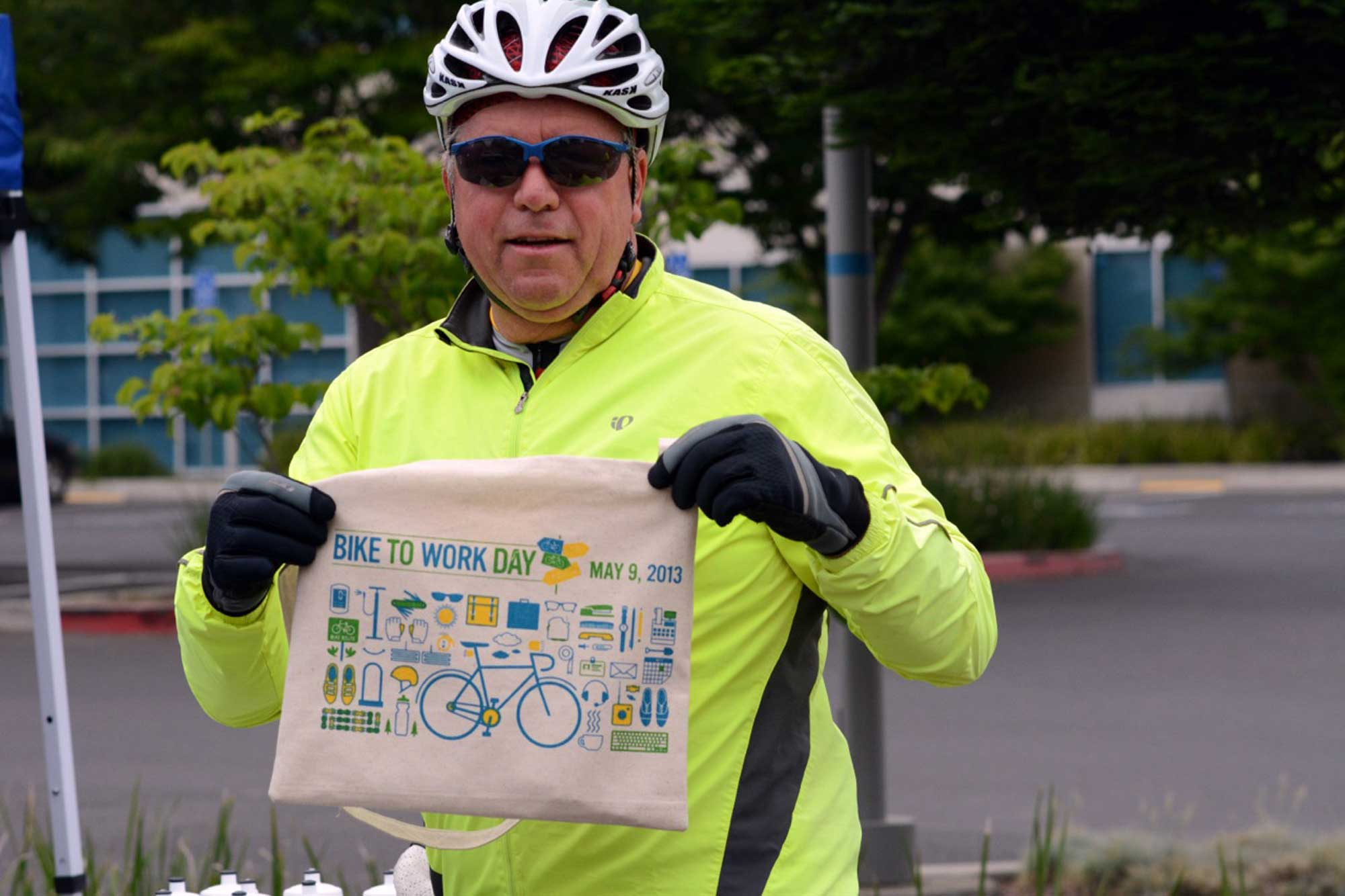 Bill Dodd on BTWD 2013
