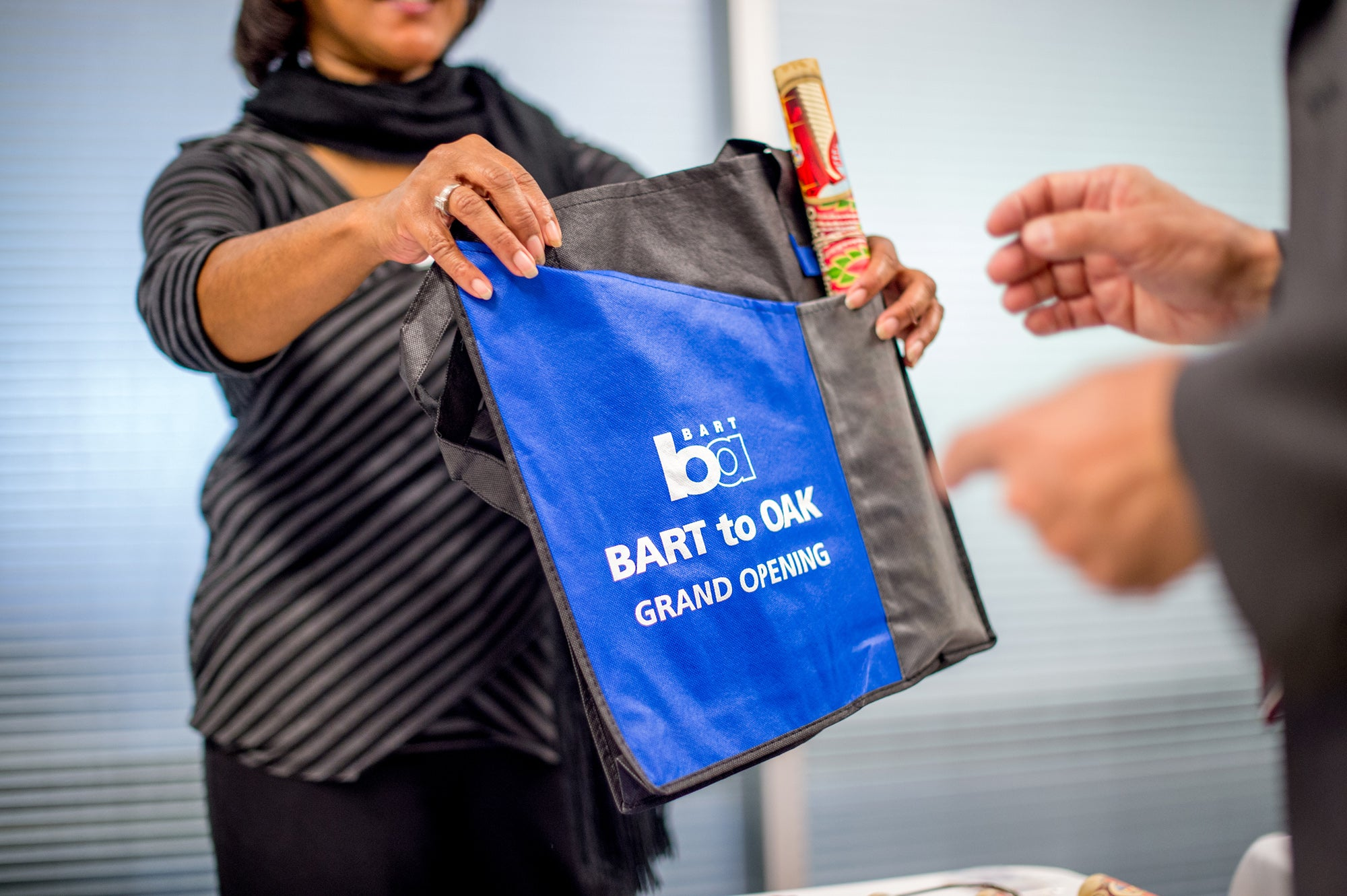 BART to OAK System Goes Live