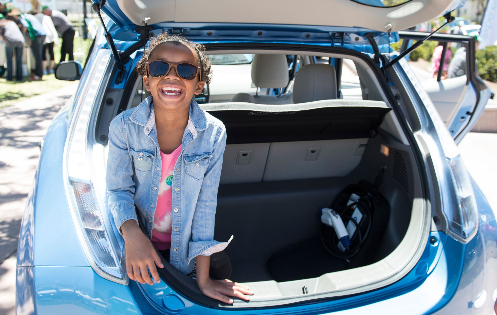 Experience Electric electric vehicle event