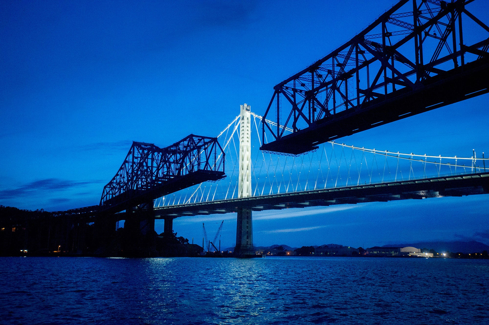 Oakland bay bridge pictures Measure DD - Oakland - Waterfront Action